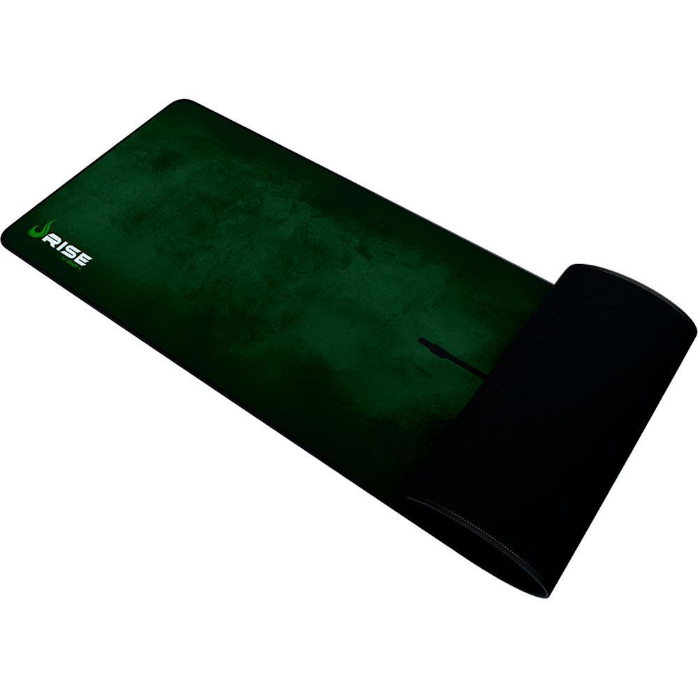 Mouse Pad Gamer - Extensivo - 900x300mm - Sniper - Verde - RISE MODE