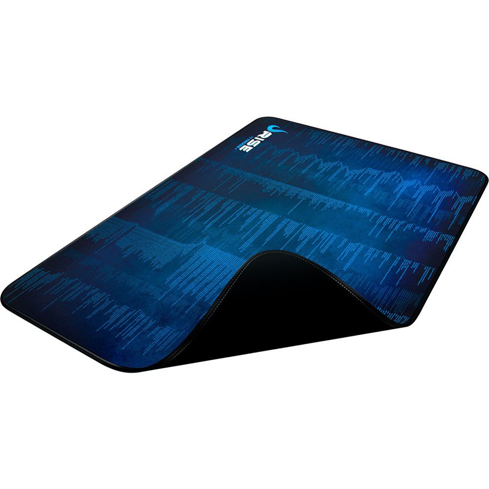 Mouse Pad Gamer - Médio - 290x210mm - Hacker - Rise Mode