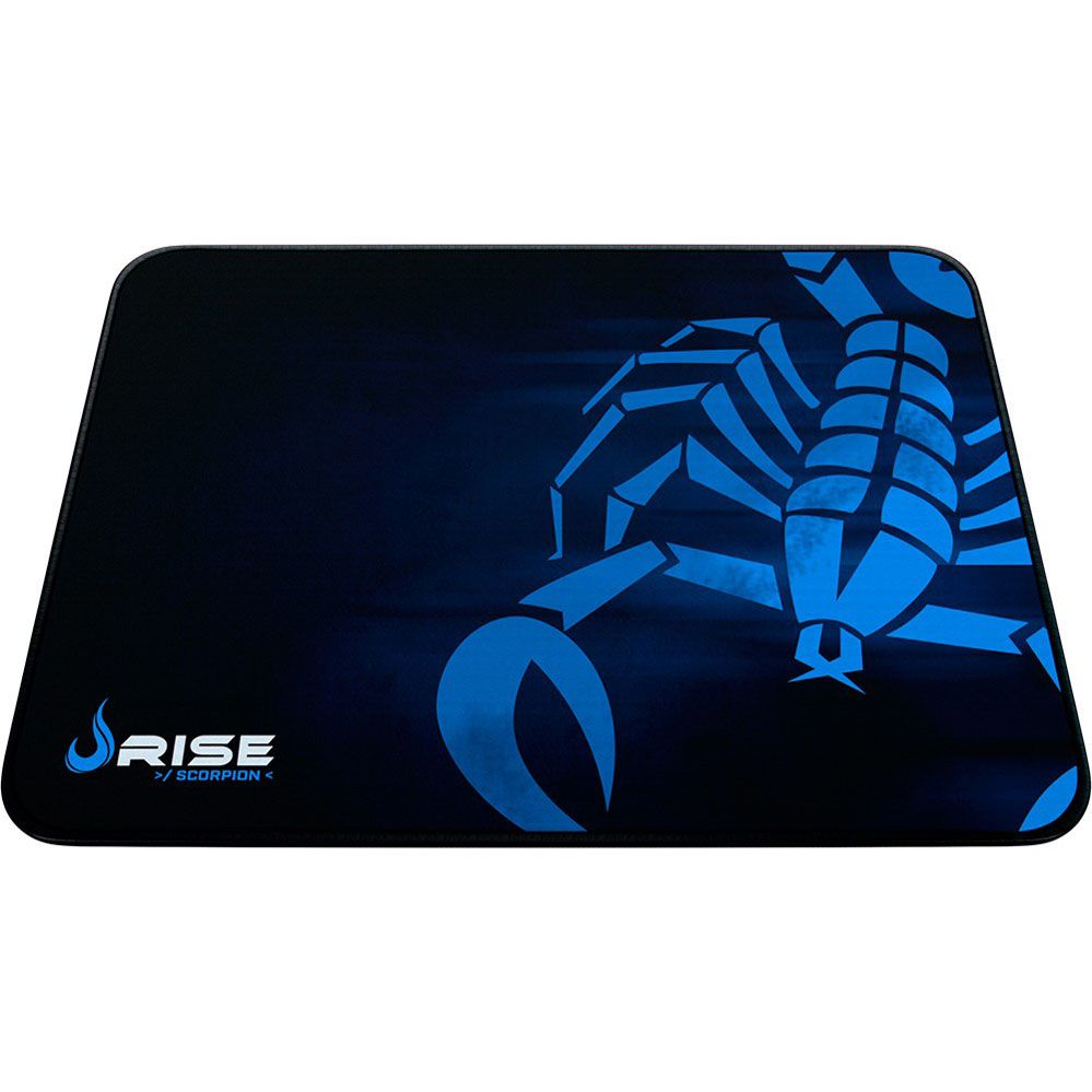 Mouse Pad Gamer - Médio - 290x210mm - Scorpion - Rise Mode