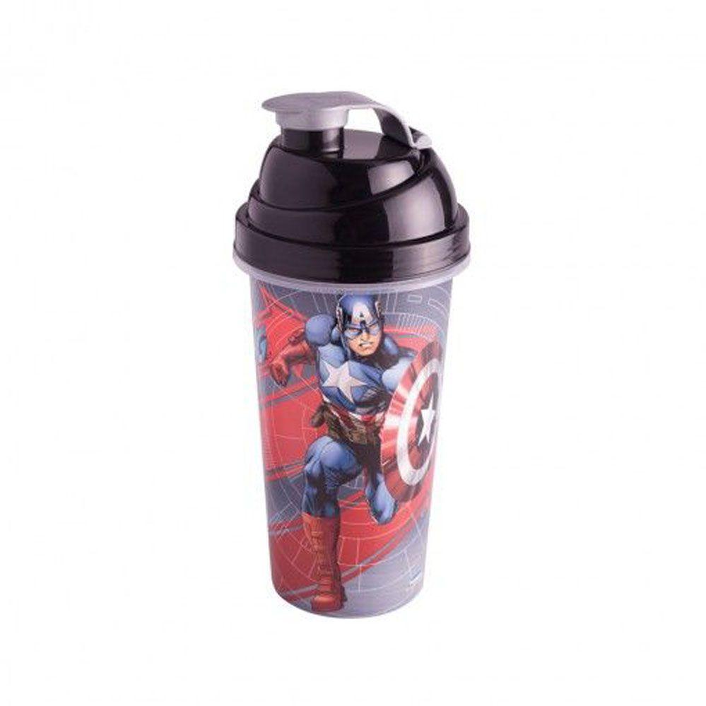 Shakeira 580 ml | Avengers - Capitão América