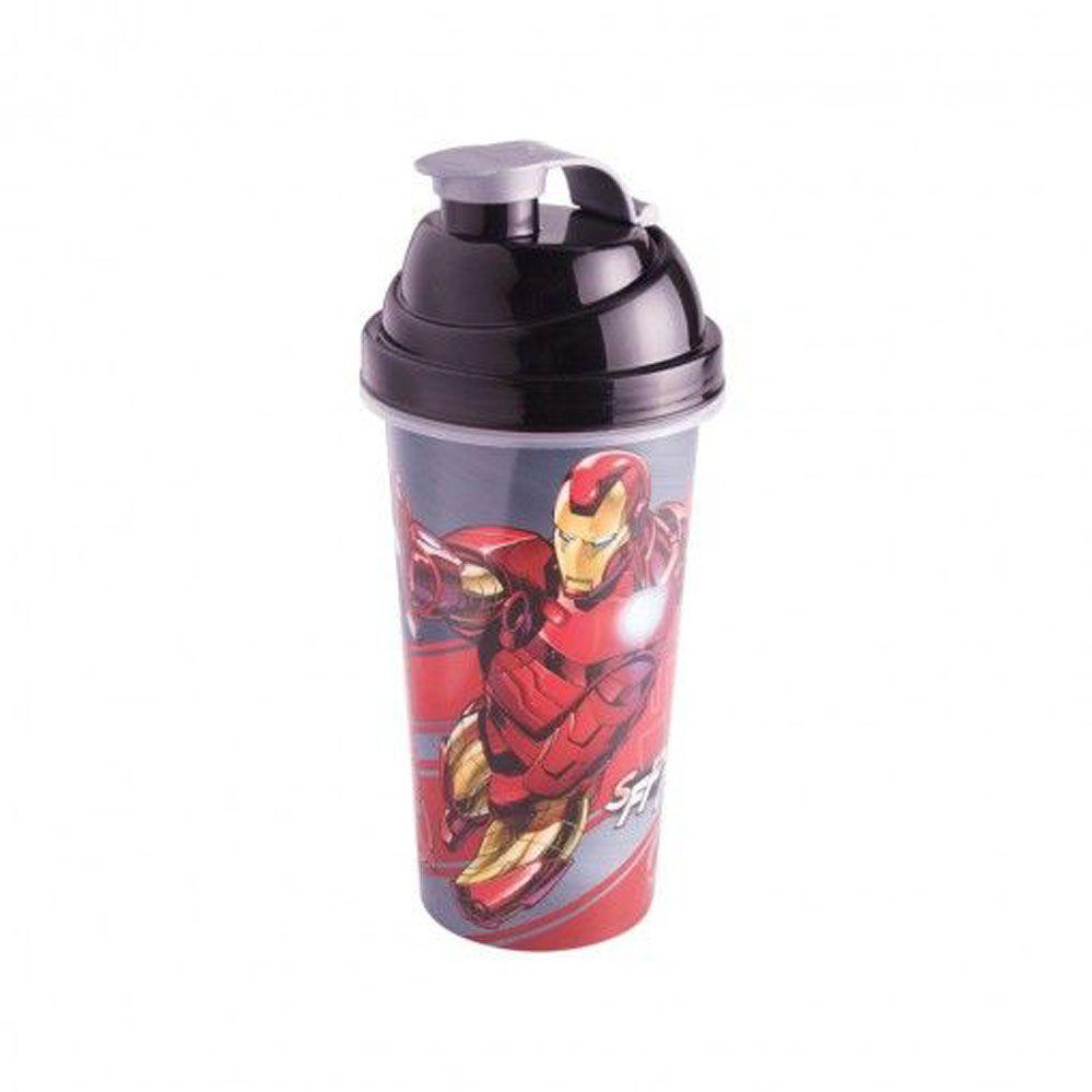 Shakeira 580 ml | Avengers - Homem de Ferro