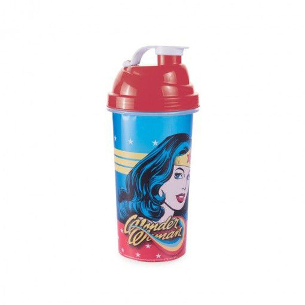 Shakeira 580 ml | Mulher Maravilha