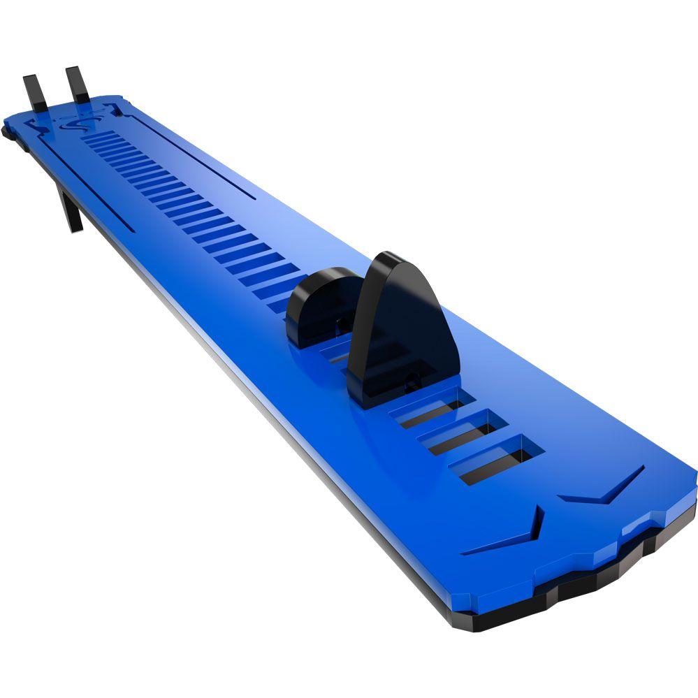 Suporte para Placa de Vídeo - RMSV03BB - Preto e Azul - Rise Mode