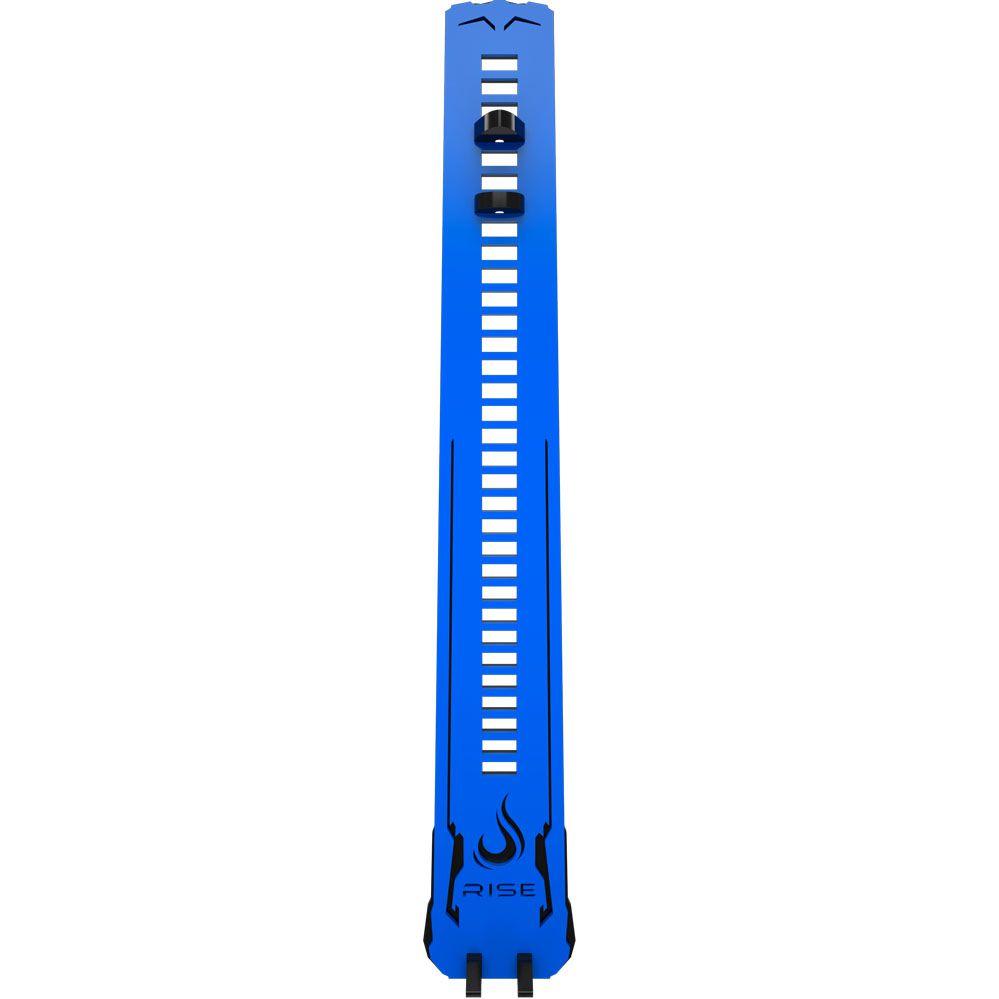 Suporte para Placa de Vídeo - RMSV04BB - Preto e Azul Small - Rise Mode