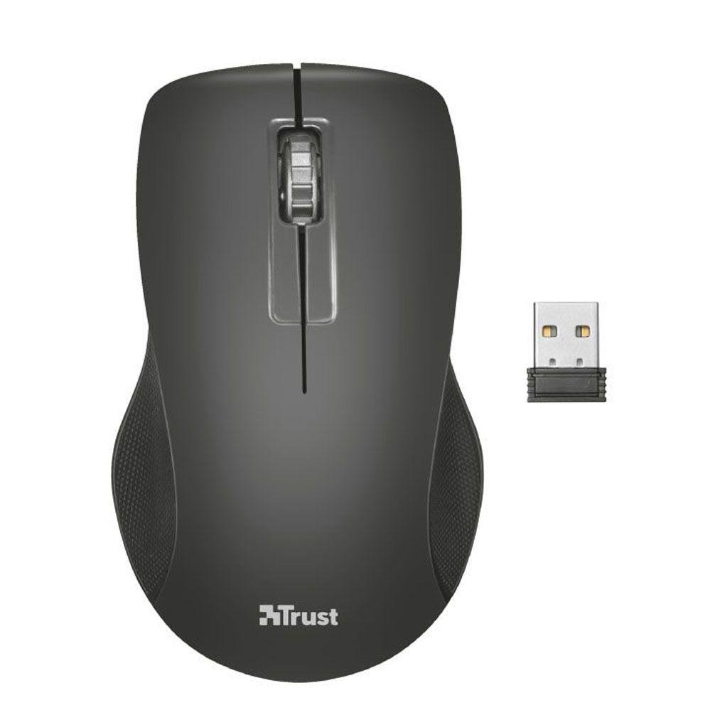Teclado e Mouse Sem Fio ZIVA - Trust