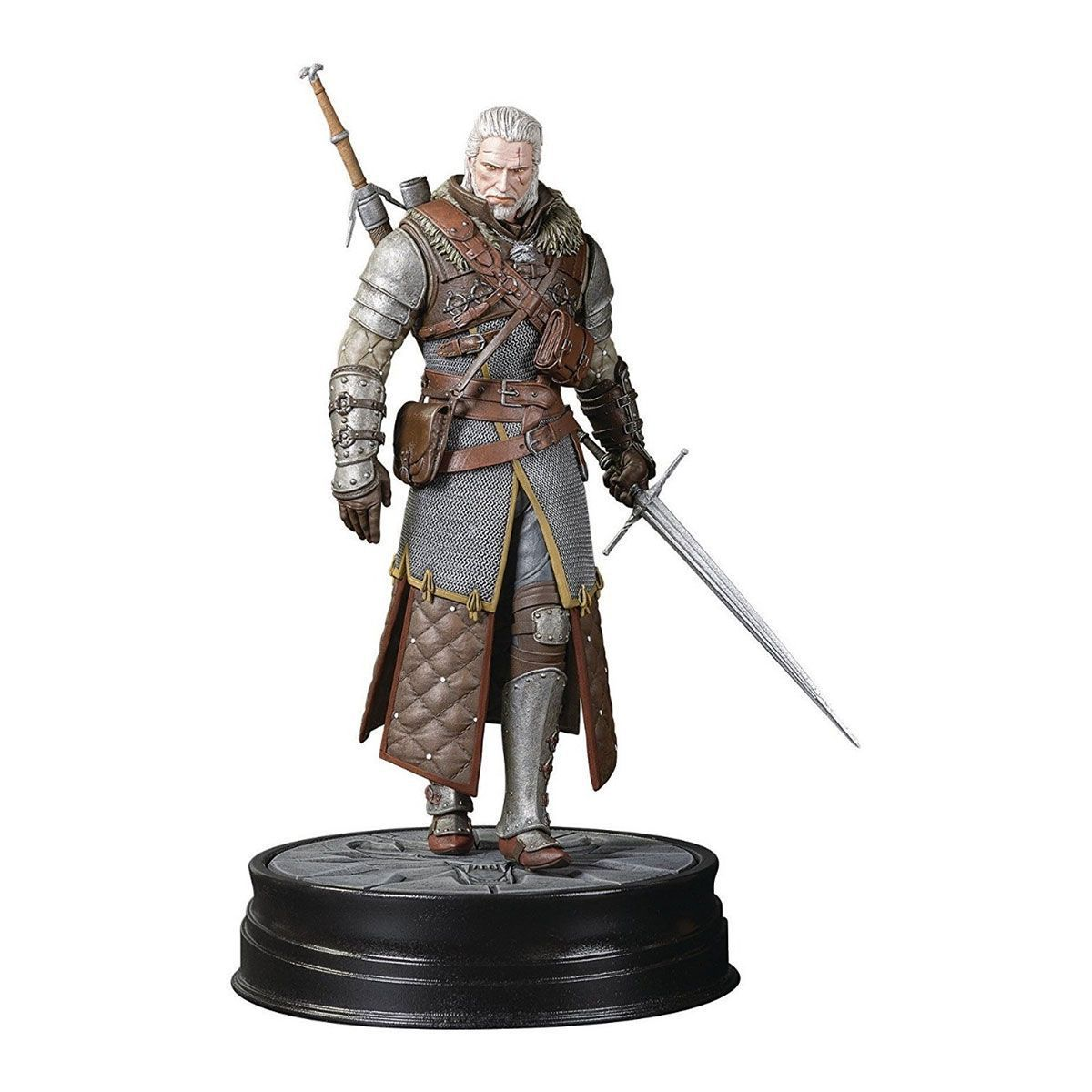 The Witcher 3 - Action Figure - Geralt Grandmaster