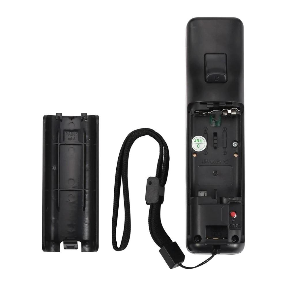 Wii - Controle Sem Fio Nintendo Wii Remote Preto