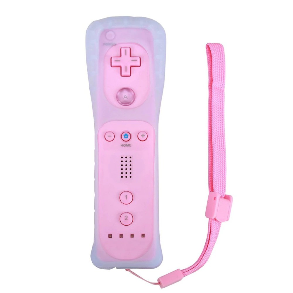 Wii - Controle Sem Fio Nintendo Wii Remote Rosa