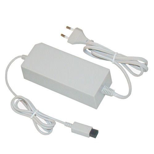 Wii - Fonte carregador p/ Nintendo Wii Bivolt (110/220v)