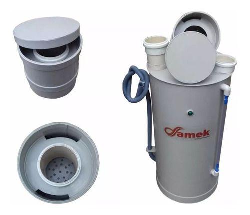 - Reservatório Com Motor 120 L / Reuso Água Máquina De Lavar