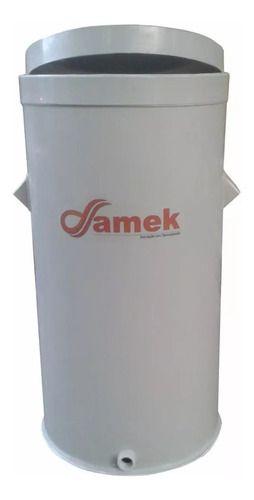 - Tambor / Bombona Plástica De 50 L / Plástico Atóxico