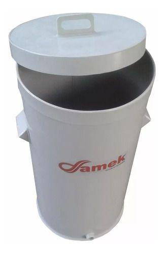 - Tambor / Bombona Plástica De 120 L / Plástico Atóxico