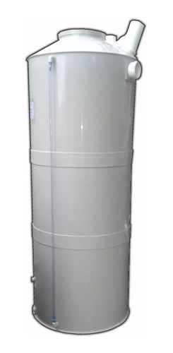- Cisterna Vertical Capacidade 2000 L / Completa / Atóxica