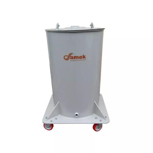 - Tanque Reator Portátil 80 L Para Processos Industriais