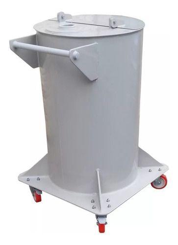 - Tanque Reator Portátil 100 L Para Processos Industriais