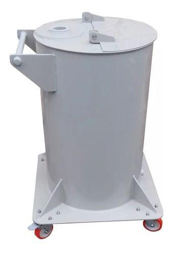 - Tanque Reator Portátil 200 L Para Processos Industriais