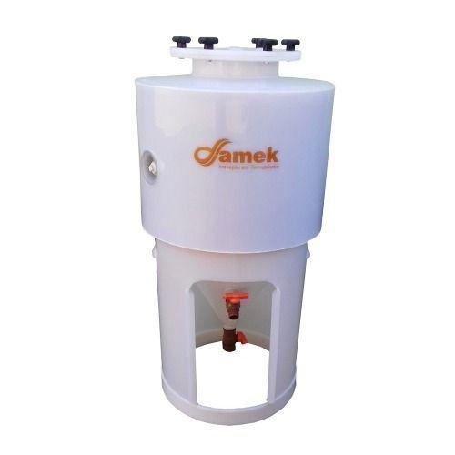 - Fermentador Cônico Cerveja 30 L Proteção Térmica - Completo