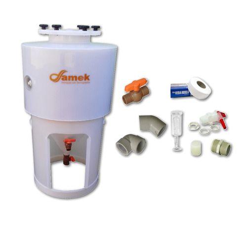 - Fermentador Cônico Proteção Térmica 200 L - Kit De Acessórios