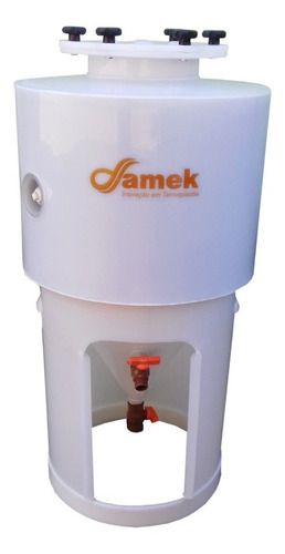 - Fermentador Camisa Dupla Glicol 150l - Kit De Acessórios