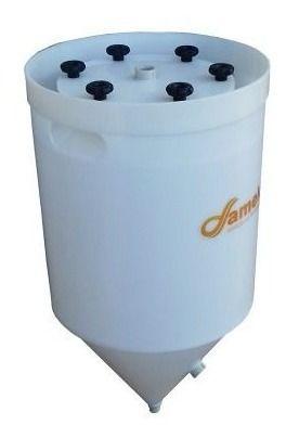 - Fermentador Cônico S/ Base 50 Litros - Kit De Acessórios