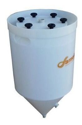 - Fermentador Cônico S/ Base 100 Litros - Kit De Acessórios