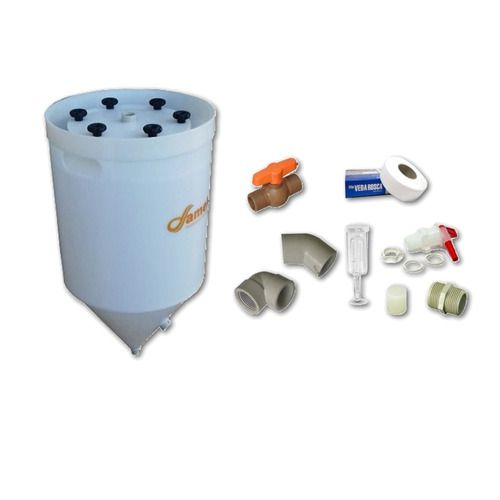 - Fermentador Cônico S/ Base 80 Litros - Kit De Acessórios