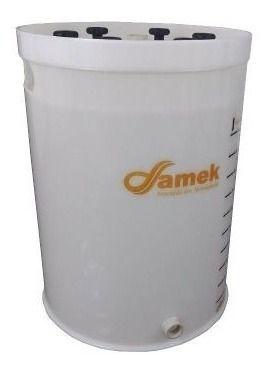 - Balde Fermentador Profissional 60 L - Kit De Acessórios