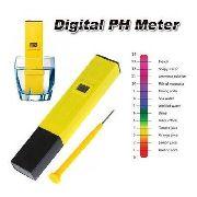 - Medidor Ph-009 Digital Caneta Teste Com Case Original