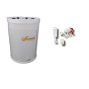 - Balde Fermentador Profissional 30 L - Kit De Acessórios
