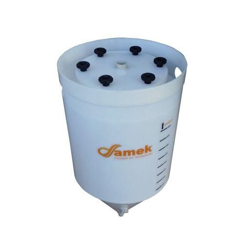 Fermentador Cônico Cerveja Artesanal 120 Litros - S/ Base