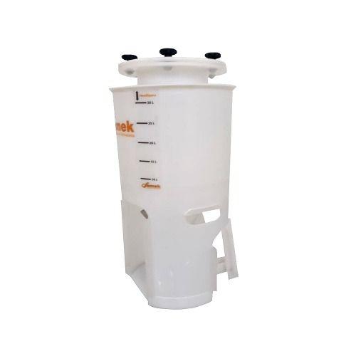 Fermentador Cônico 60°para Geladeira / 20 Litros - Total 25l