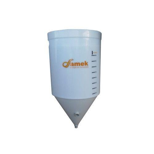 Fermentador Cônico Cerveja Artesanal 60 Litros - S/ Base