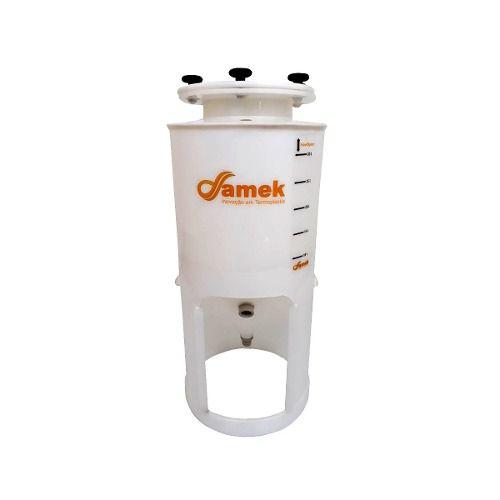 Fermentador Cônico Compacto 6 L - Total 7,5l