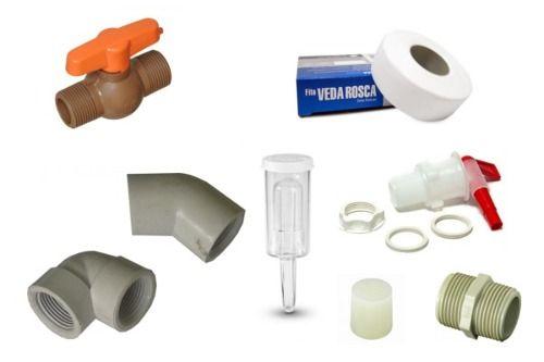 Kit Acessórios Para Fermentador Cônico / Damek / Nº 3 Pp