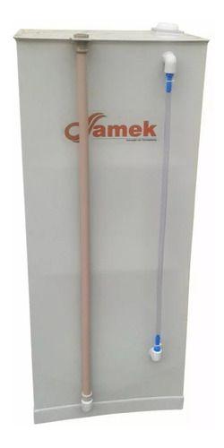 - Reservatório Plástico Quadrado De 120 L / Atóxico / Água