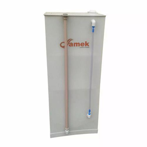 - Reservatório Plástico Quadrado De 50l / Atóxico / Com Motor