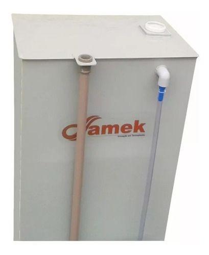 - Reservatório Plástico Quadrado De 150l / Atóxico / Com Motor