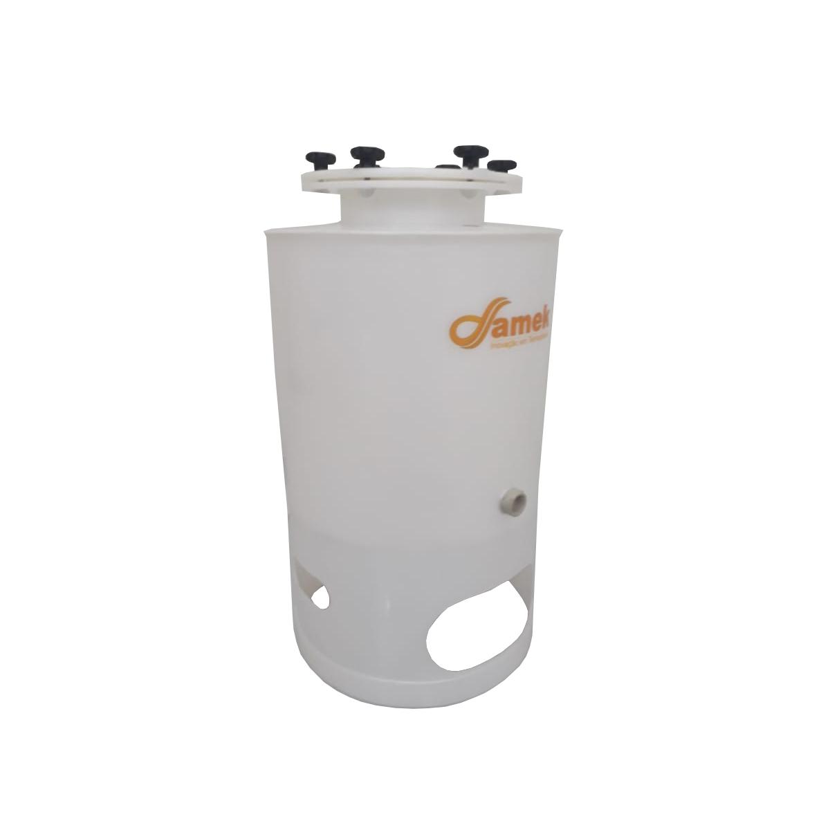 Balde Fermentador Cônico - Cerveja Artesanal - 120 Litros