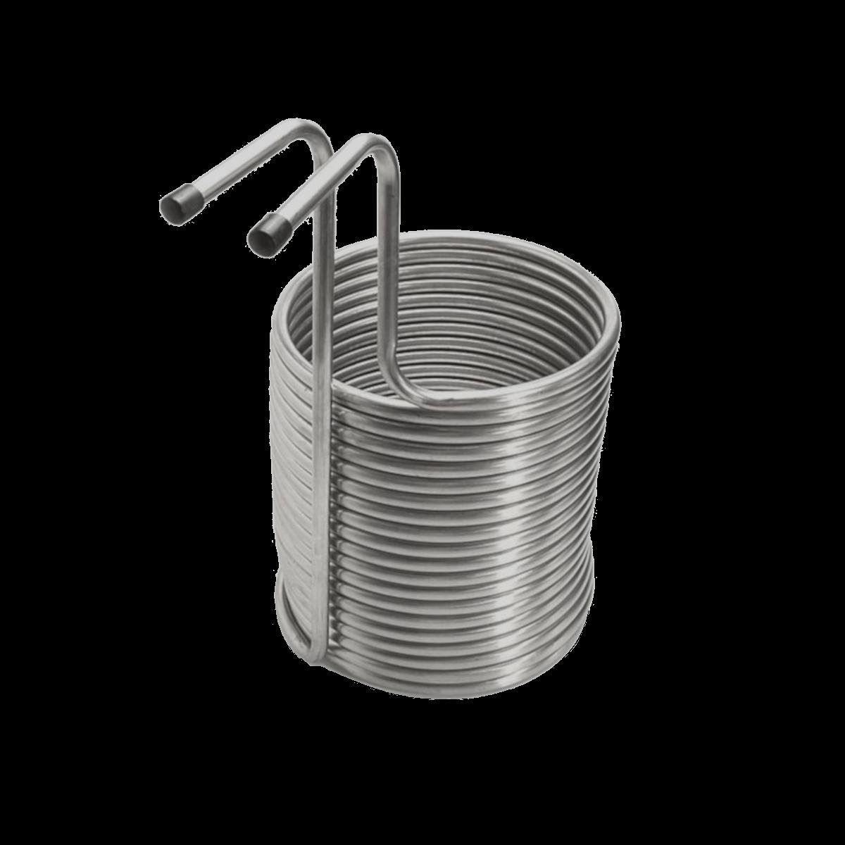 Chiller De Imersão Alumínio 30cm - 10Mts