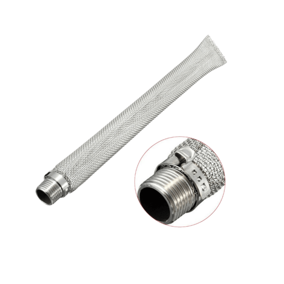 Bazooka Inox 304 30cm