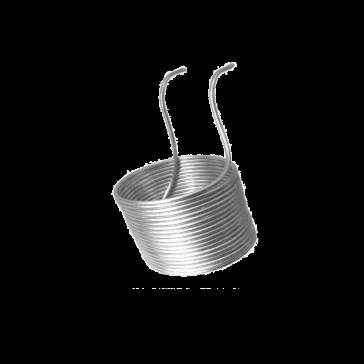Chiller De Imersão Alumínio 30cm - 15Mts