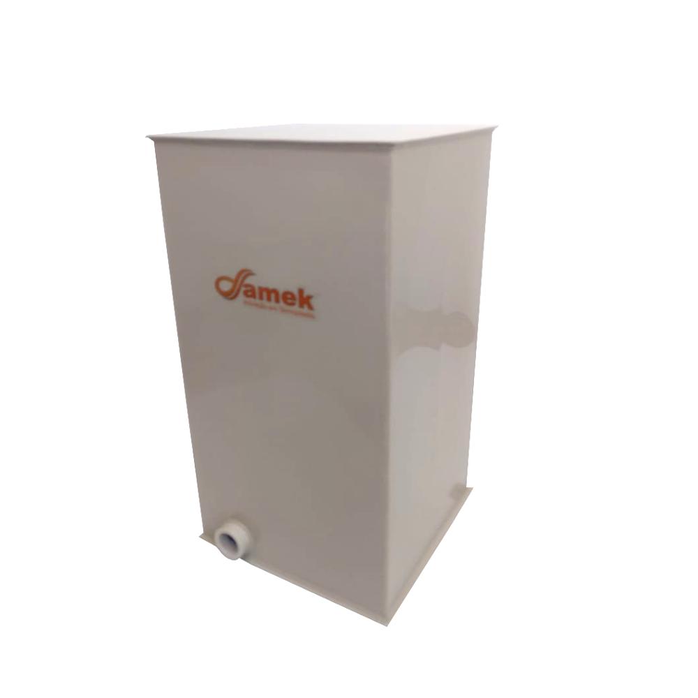 - Reservatório Água Motor Home Retangular Vertical 700 L