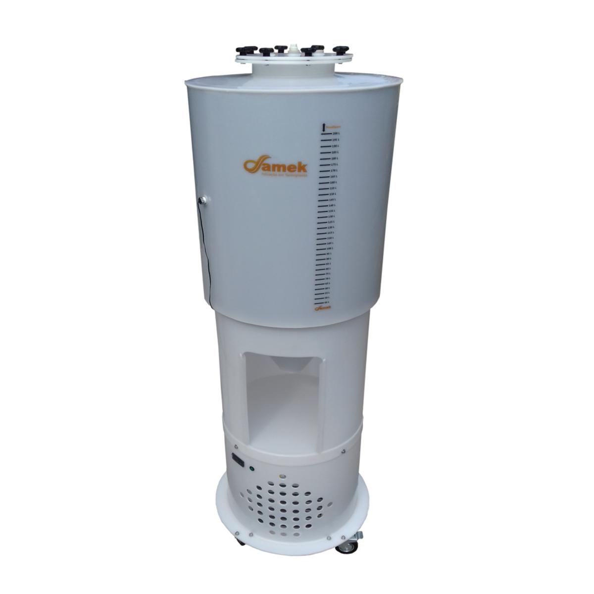 - Fermentador Cerveja Refrigerado 100 Litros - S/ Acessórios
