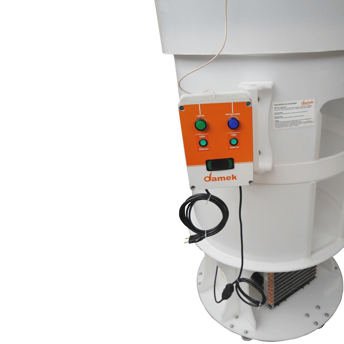 Fermentador Cerveja Refrigerado 300 Litros - S/ Acessórios