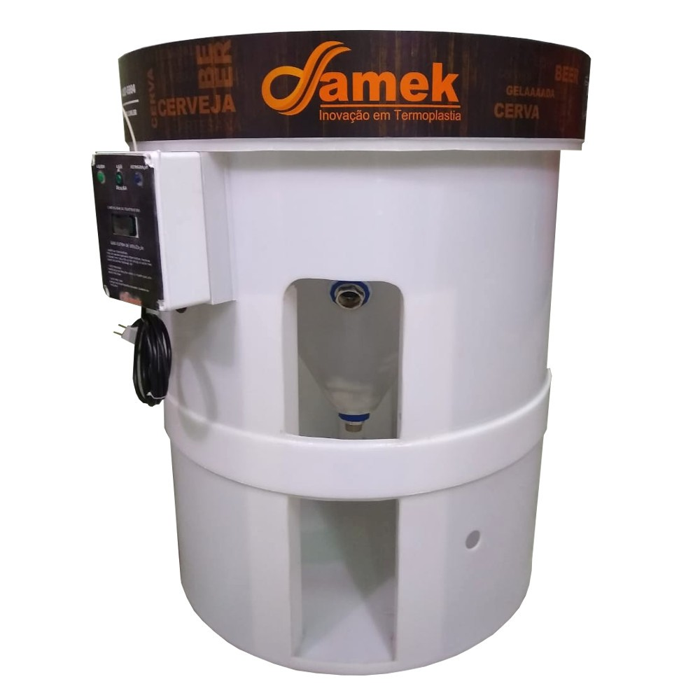 Fermentador Cerveja Refrigerado 500 Litros - S/ Acessórios