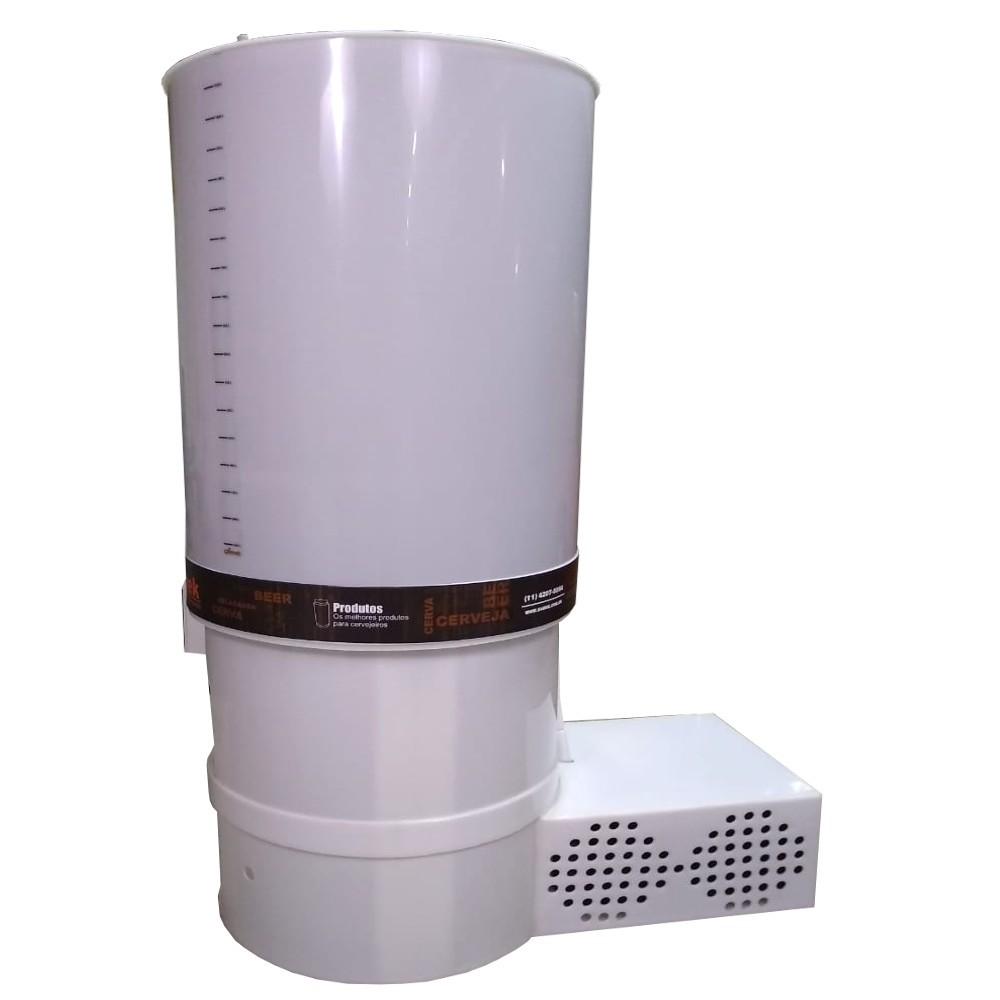 Fermentador Cônico Cerveja 1000 Litros Refrigerado - Completo