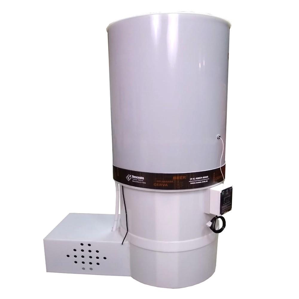 Fermentador Cônico Cerveja 400 Litros Refrigerado - Completo