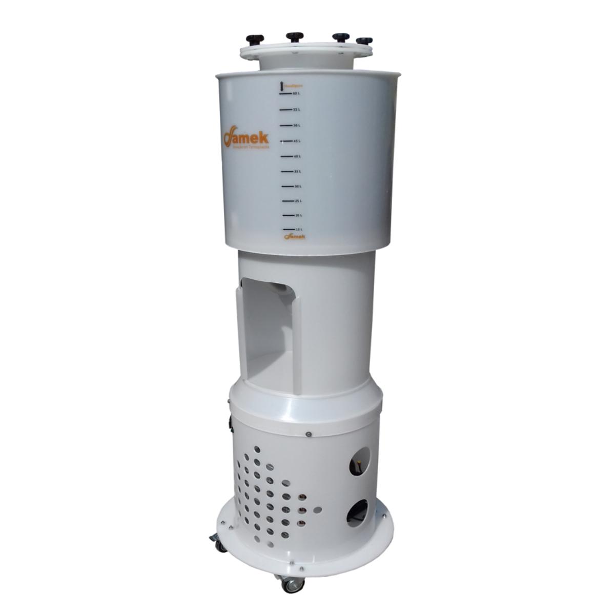 Fermentador Cônico Cerveja 80 Litros Refrigerado - Completo