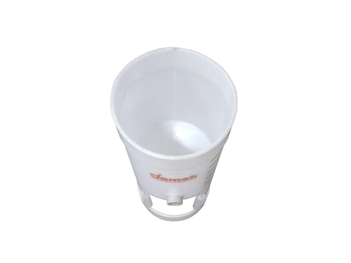 Fermentador Cônico K-CHA 6 Litros - 7,5L Total.