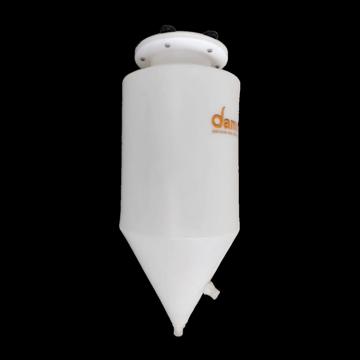 Fermentador Rotomek Com Base Hobby 50 Litros - 60 Total